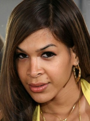 Appealing Latin chick Shemale Flaunting Her Glamorous Body