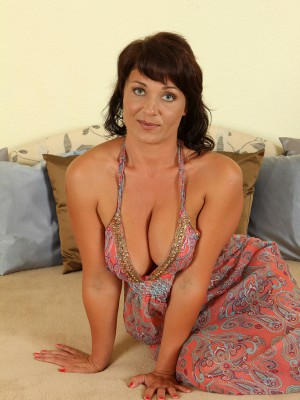 38 year old Belle P from AllOver30 displaying off her luxurious tan lines