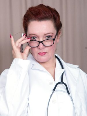 Naughty Physician Jessica OHare