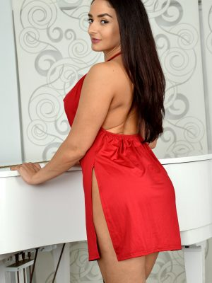 Sheena Ryder satin slip