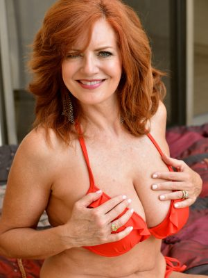 Andi James Happy Sexy Redhead