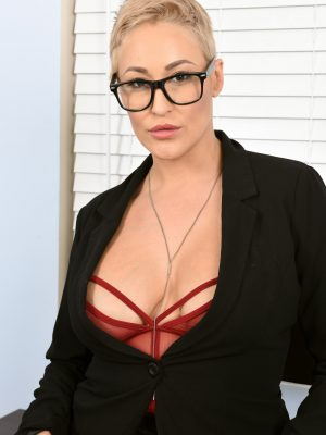 Ryan Keely Super Hot Secretary