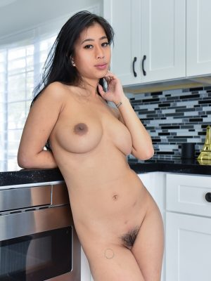Nudes Into The Kitchen