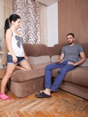 Tanita has intense and hot sex with her man
