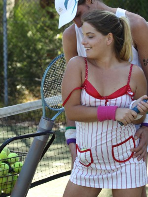 Tennis Goes French