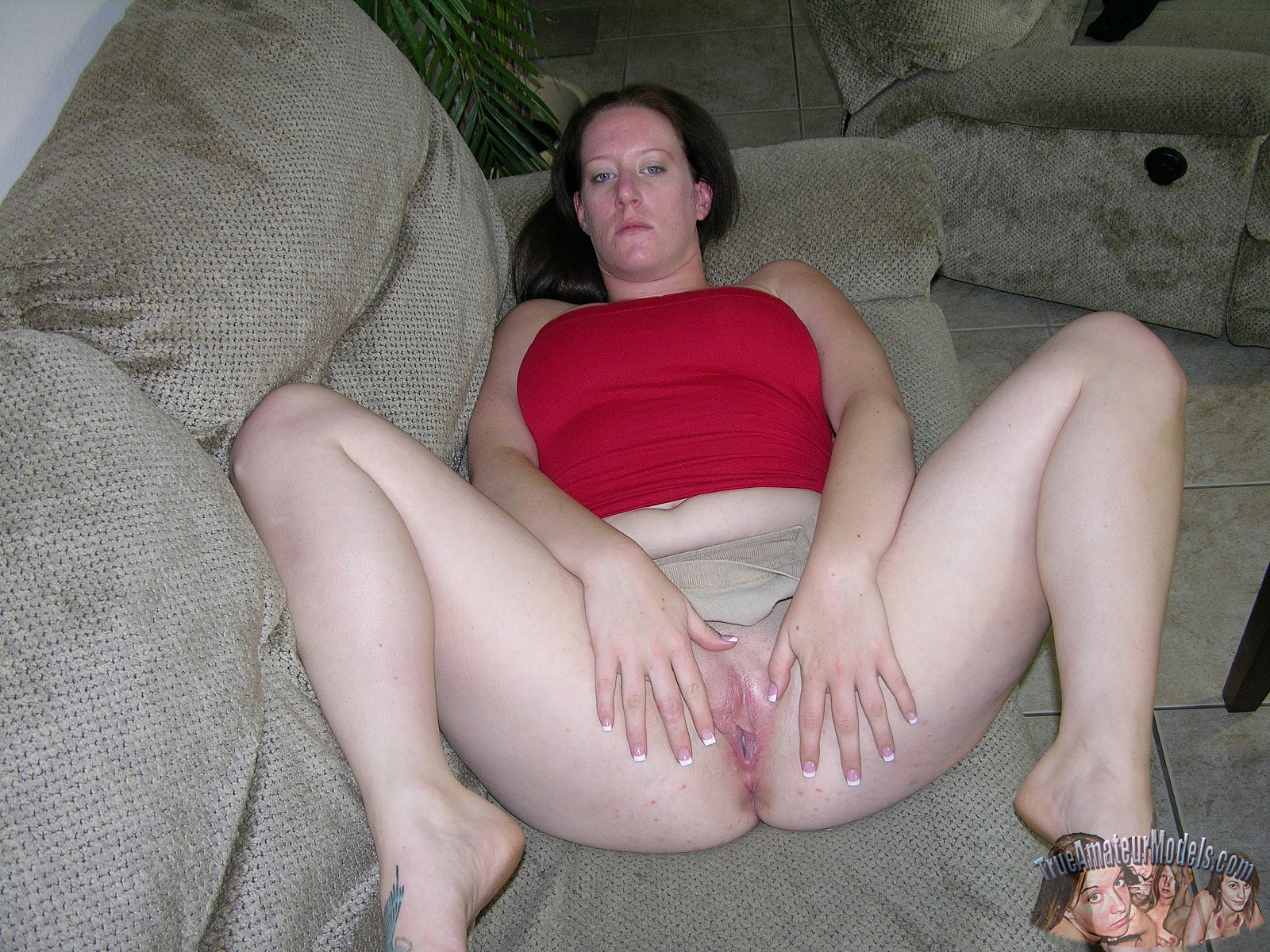 models True buttholes amateur spread