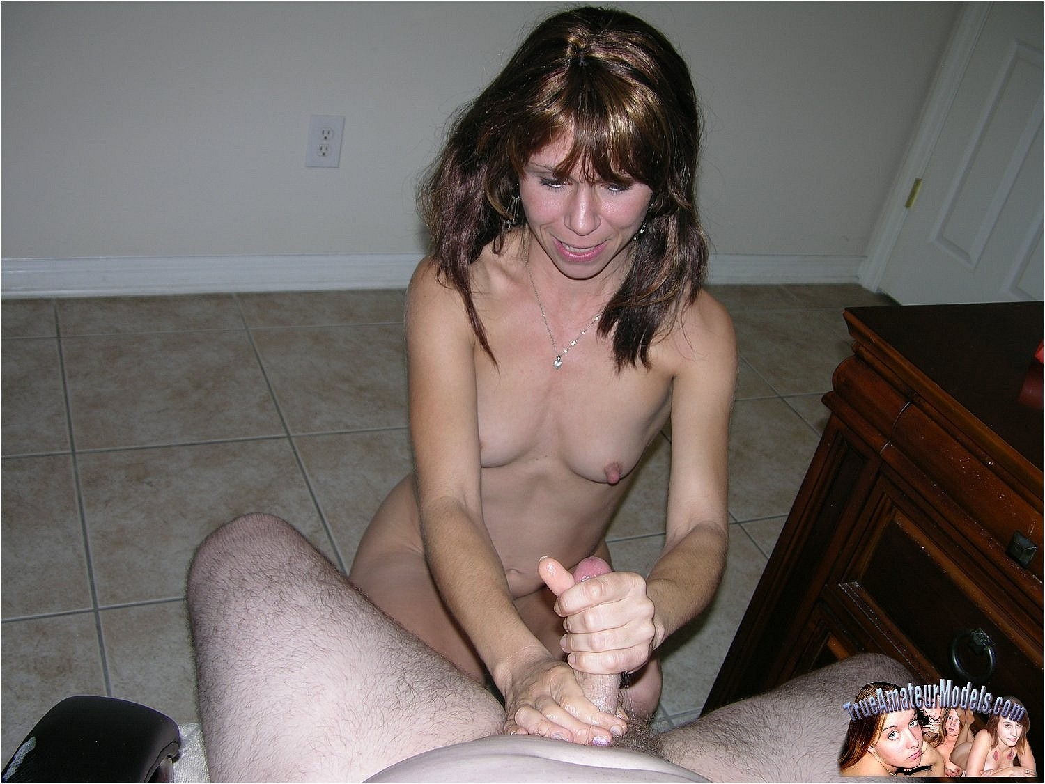 True amature milf