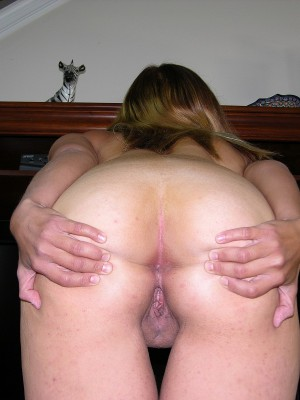 spread ass bent over images