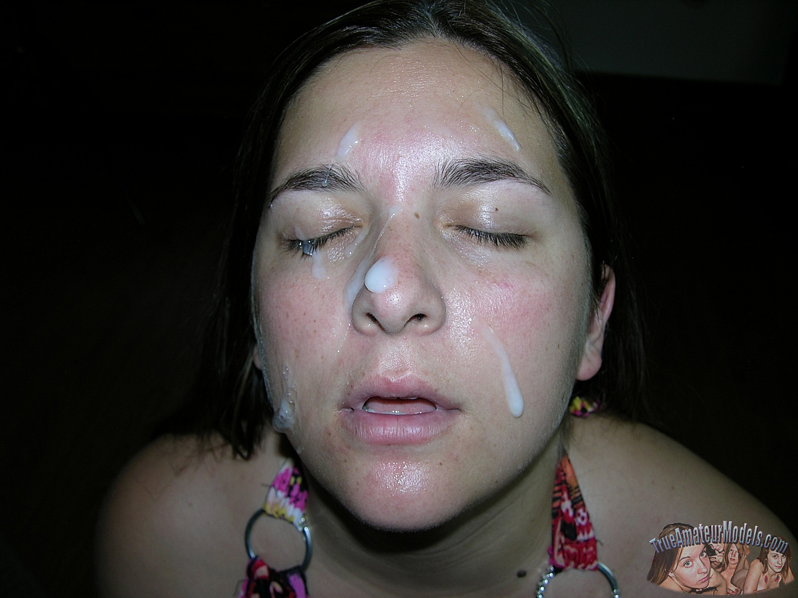 cum-facial | true amateur models
