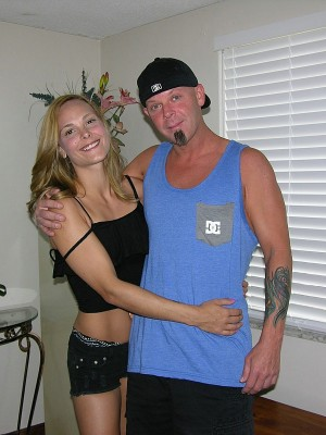 Jenny J. Gives Ray Edwards A Hand job After Her Amateur Porn Bare Modeling Discharge