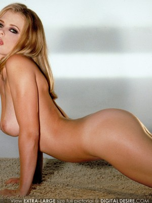 is a fantastic fresh golden-haired with a innate body