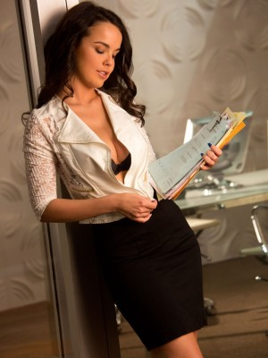 Dillion Harper will be your hot brand-new assistant