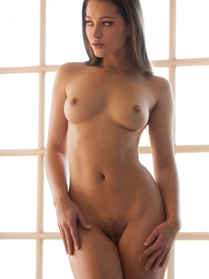Dani Daniels glistens stunningly when you look at the light