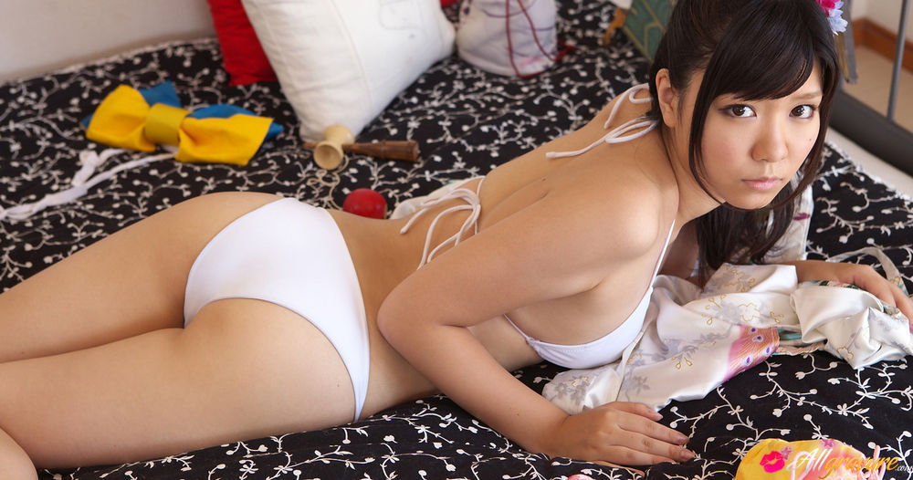 Rika in silver has her body used by horny japanese guys th 9