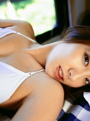 Azusa Yamamoto Oriental with lascivious forms indeed loves outside activities
