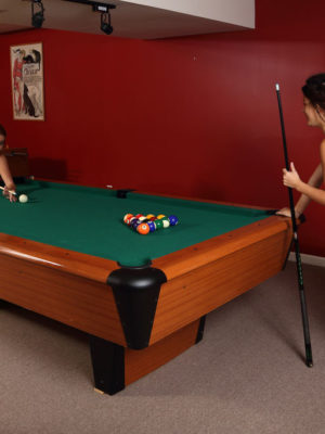 Pool Hall Addicts