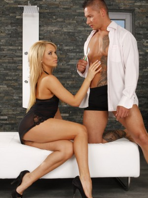 Aleska Diamond & Zack