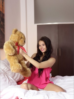 Vanessa A Me Ted