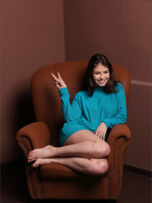 Jenna Effortless Chair