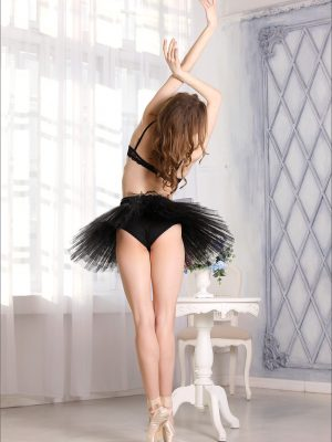 Ira Ballerina In Expecting