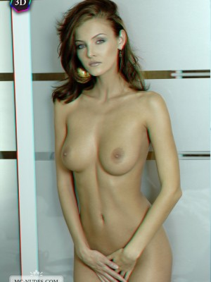 revealing her sportive body high in an incredible group of breasts. Just spectacular as well as in sincere 3D.