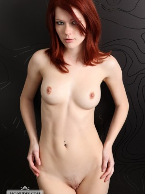 beautiful face and precious pale skin. This woman will rock your heart plus.