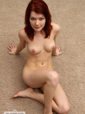 absolutely undressed and able to distribute the woman nice-looking soles accessible.