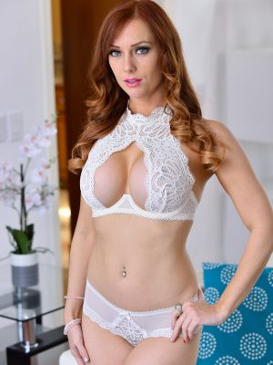 the woman Lacy Lingerie